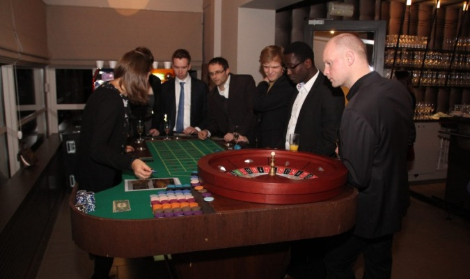 personeel projinit casinonight